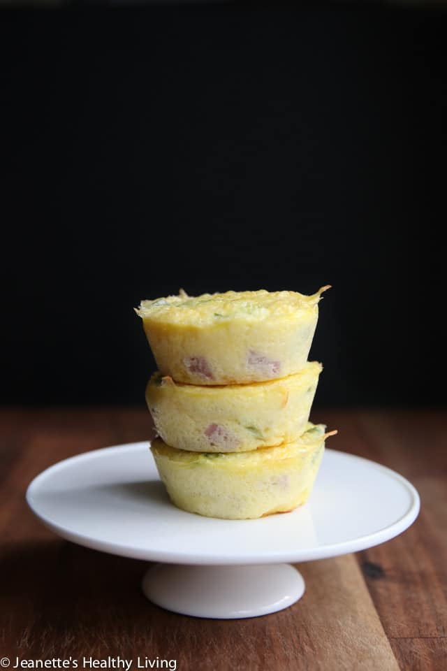 Egg Potato Bites are packed with protein for a easy on-the-go breakfast.
