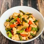 Stir-Fry Velveted Chicken and Vegetables