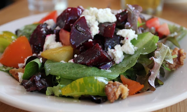 Farmers Table Beet Salad