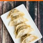 Turkey Carrot Mushroom Dumplings