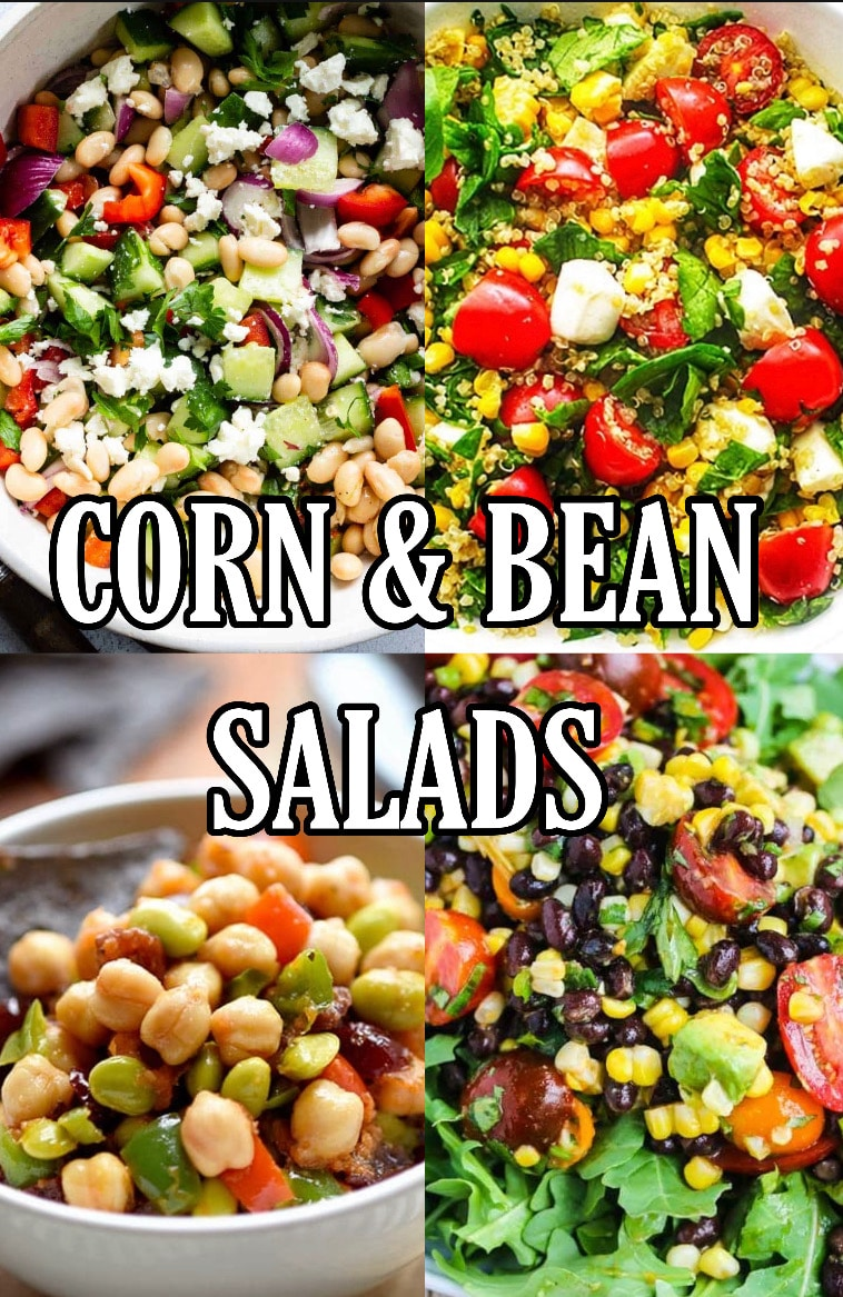 Corn and Bean Side Dishes