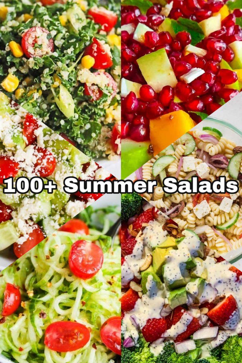 100+ Summer Salads