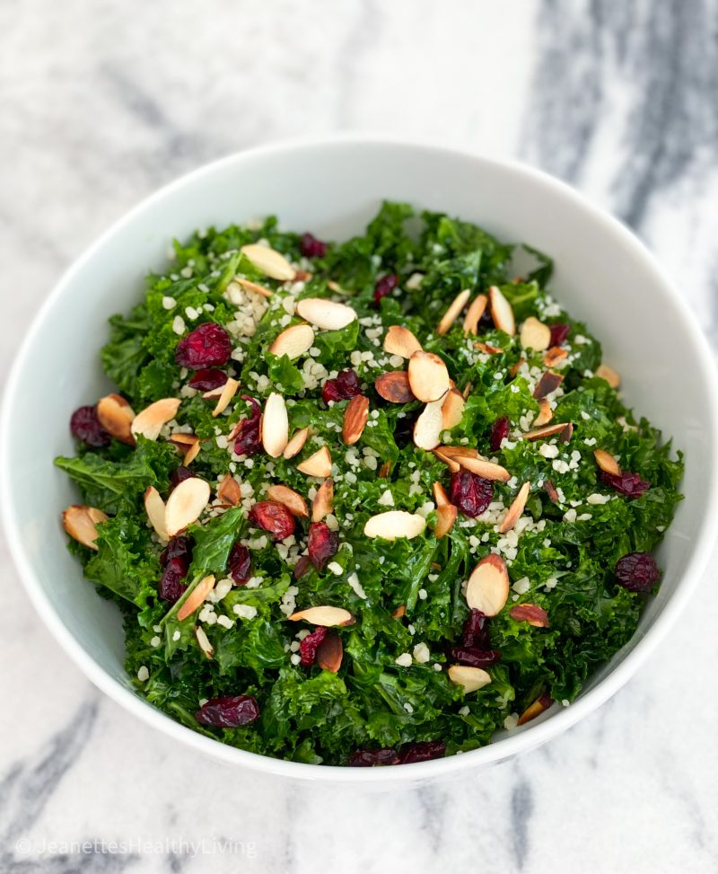 Favorite Kale Salad