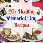 20 Healthy Memorial Day Recipes © Jeanette