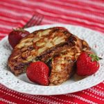 Almond Crusted Stuffed French Toast © Jeanette