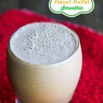 Perfect for breakfast! Protein Packed Banana Oat Chocolate Smoothie © Jeanette