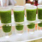 Beginner Green Smoothie Shots