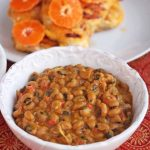 Ghanaian Black Eyed Pea Curry © Jeanette