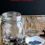 DIY Homemade Blueberry Almond Chia Oatmeal