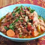 Smoked Sausage Chicken Cassoulet