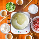 Chinese Mongolian Hot Pot - celebrate Chinese New Year with this one pot dinner. It