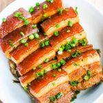 Chinese Five Spice Pork Belly - I make this for special occasions and it always receives rave reviews. Serve with steamed Chinese buns, hoisin sauce and sliced cucumbers for an appetizer