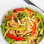 Cold Chinese Sesame Noodles - I