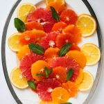Fresh Citrus Salad © Jeanette