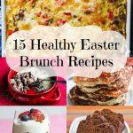 Healthy Easter Brunch Recipes © Jeanette