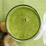Kale Grape Ginger JuiceKale Grape Ginger Juice © Jeanette