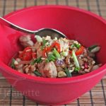 Lemongrass Chicken in Yumi Eco-Friendly Bowls