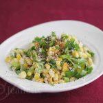 Mexican Corn Salad (Esquites) © Jeanette