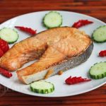 Easy Miso Glazed Salmon © Jeanette
