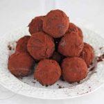 Quinoa Muesli Date Plum Truffle Energy Balls © Jeanette