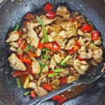 Vietnamese Lemongrass Chicken © Jeanette
