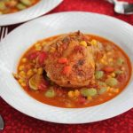 Brunswick Chicken Stew