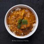 Clean Eating Pumpkin Chicken Curry